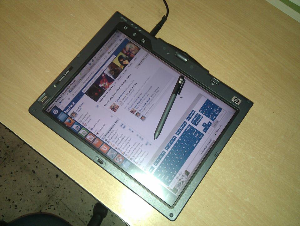 Puppy Linux Discussion Forum View topic - Wacom Tablet .pet for Puppy