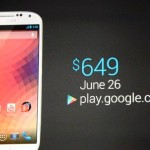 Google unveils developer edition of Samsung Galaxy S4 at Google I/O 2013