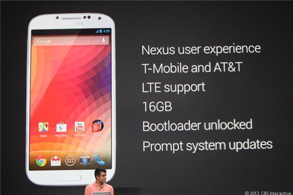 Samsung Galaxy S4 Dev Edition