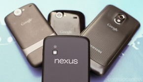 All Nexus Mobile Handsets