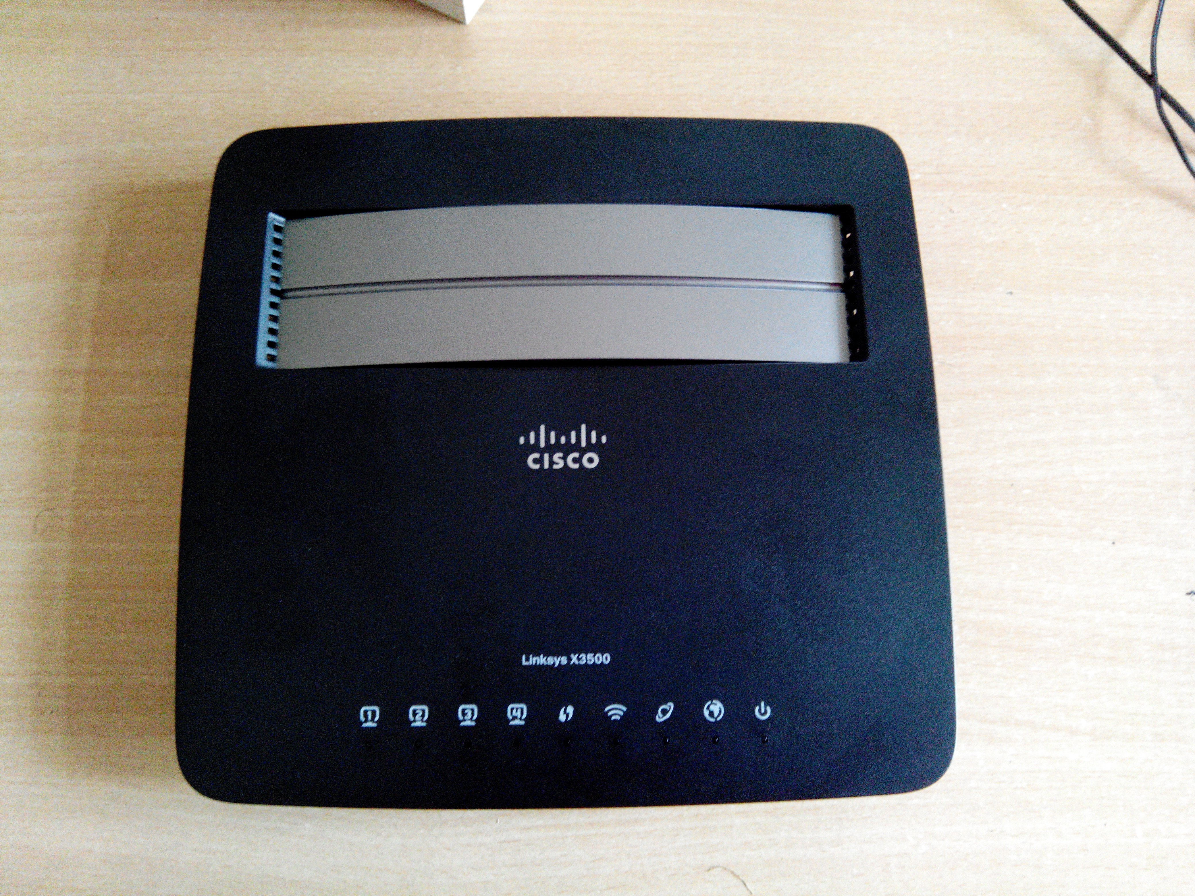 Cisco Linksys X3500 Review The Ultimate All In One Home