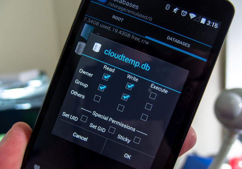 Fixing external SD card write issue on Android 4 4 KitKat
