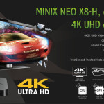 MINIX NEO X8-H – 4K2K UHD Video Playback