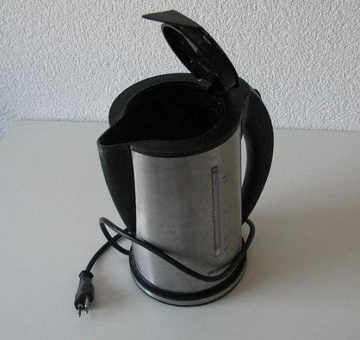 vacuum kettle