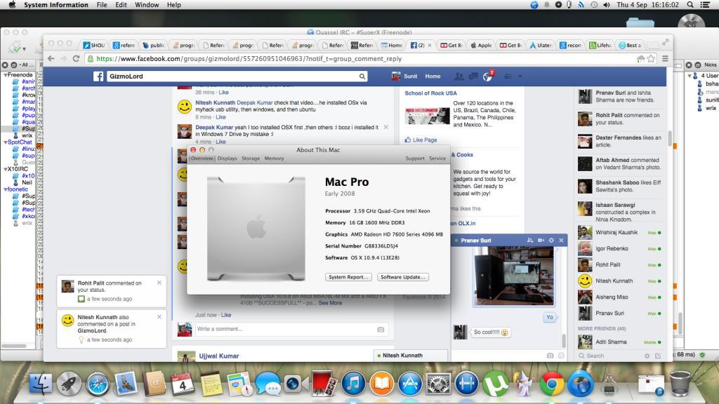Installing Mac OSX 10 9 5 Mavericks on HP Z420 Workstation | Techno FAQ