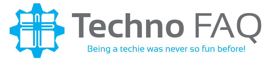 Techno FAQ logo