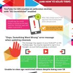 Infographic: YouTube on the go