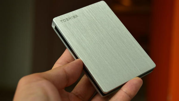 Toshiba Canvio Slim II