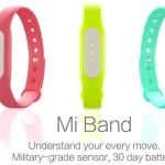 Introducing Mi Band – the budget smart bracelet