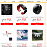 March Markdowns – shop till you drop at Gearbest this March