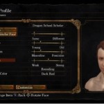 Dark Souls – transition from full head of hair to baldness
