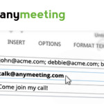 Talk by AnyMeeting: Easily Setup Conference Calls