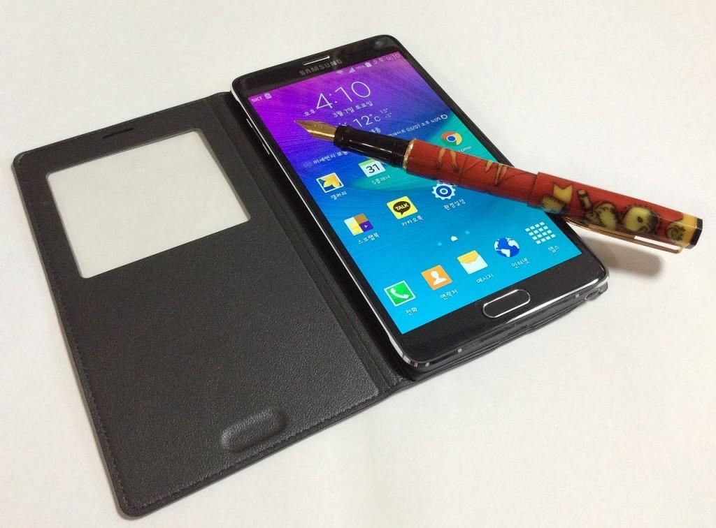 samsung galaxy notesmartphones-662904_1280