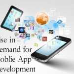 Rising Demand of Mobile App Development