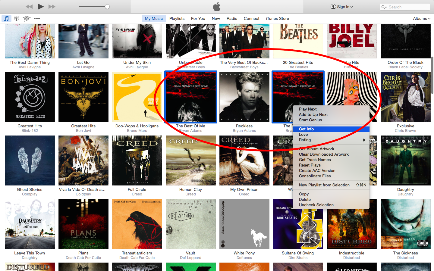 how to add songs to itunes music library