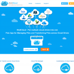 MultCloud review: an interesting cloud storage management, backup and transfer service