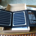 STIN SunPower 8W portable solar charger – a review of the petite, rugged, performant charger