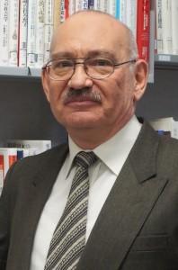 Professor Michael Tribelsky at Lomonosov Moscow State University