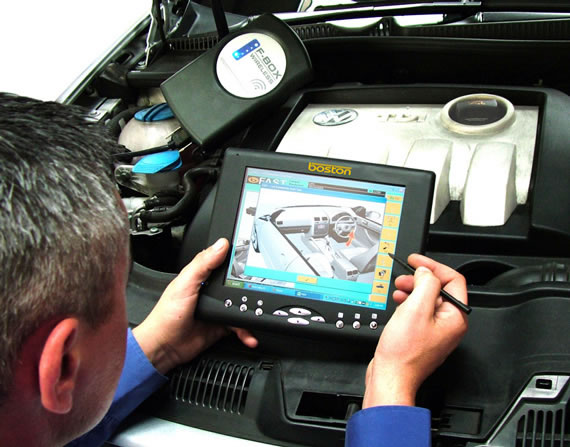 Car Scanner Can Operate Devices Relays Solenoids Acutators