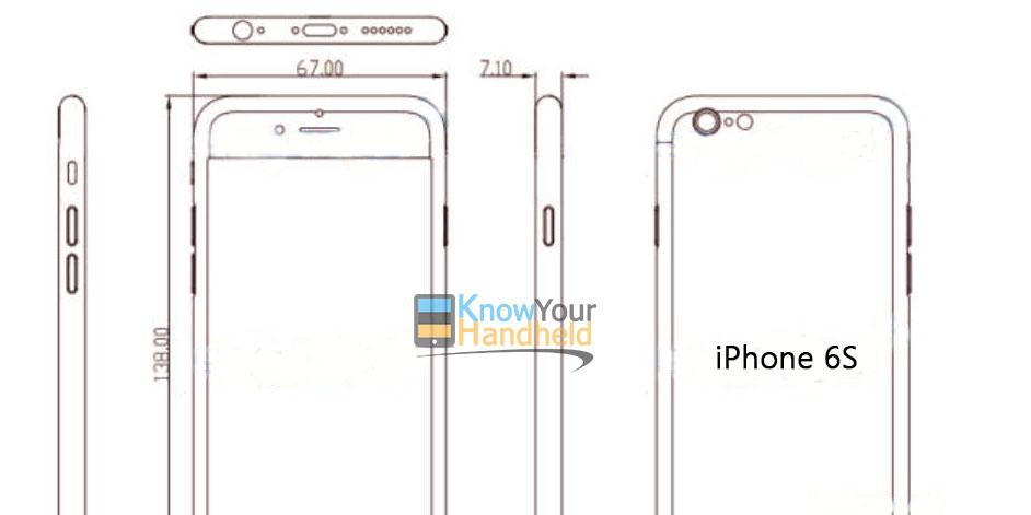 iPhone 6s schematics - KnowYourHandheld