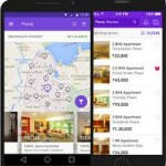 Use of Android App for Searching Real Estate Agents