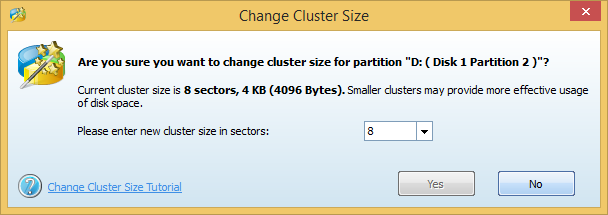 cluster-size
