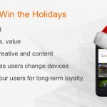 Five Strategies for Great Holiday Mobile Marketing