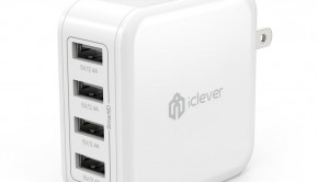 iclever-4port-wall-charger