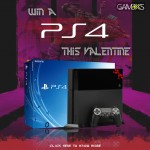 Join the GameXS giveaway and stand a chance to win a PS4!
