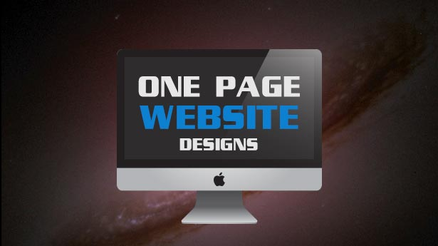 one-page-website