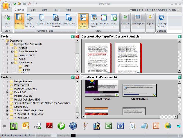 PaperPort Pro