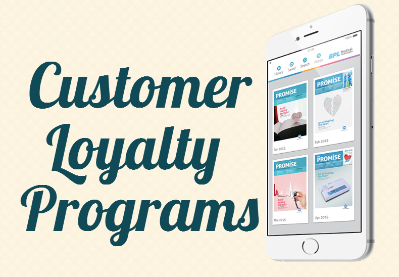 Mobile Customer Loyalty Programs