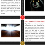Tips to Improve Your Night Driving – Infographic