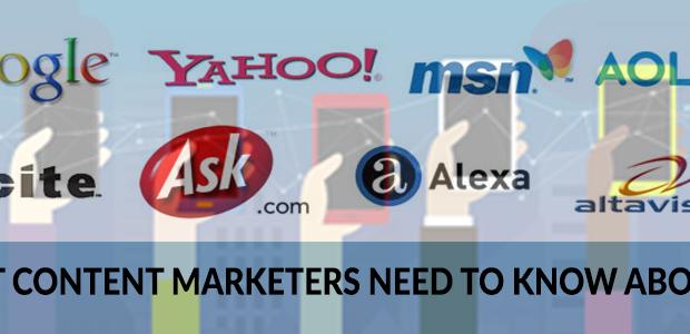 What Content Marketers Need to Know about SE