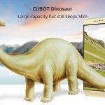 Pre-orders for Cubot Dinosaur is now open on Gearbest