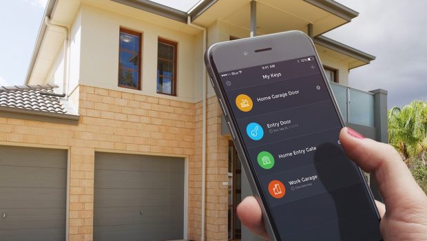 Now Your Garage Is Smart Enough To Open The Doors Itself Techno Faq