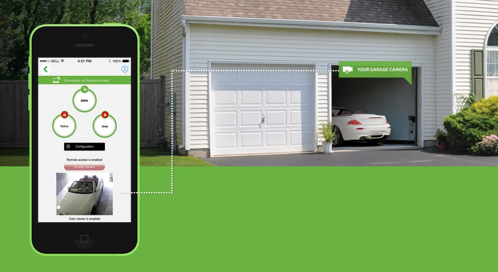 Garage Door Technology