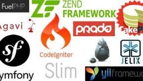 frameworks-PHP
