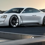 What Porsche is cooking up an all-electric sports car?