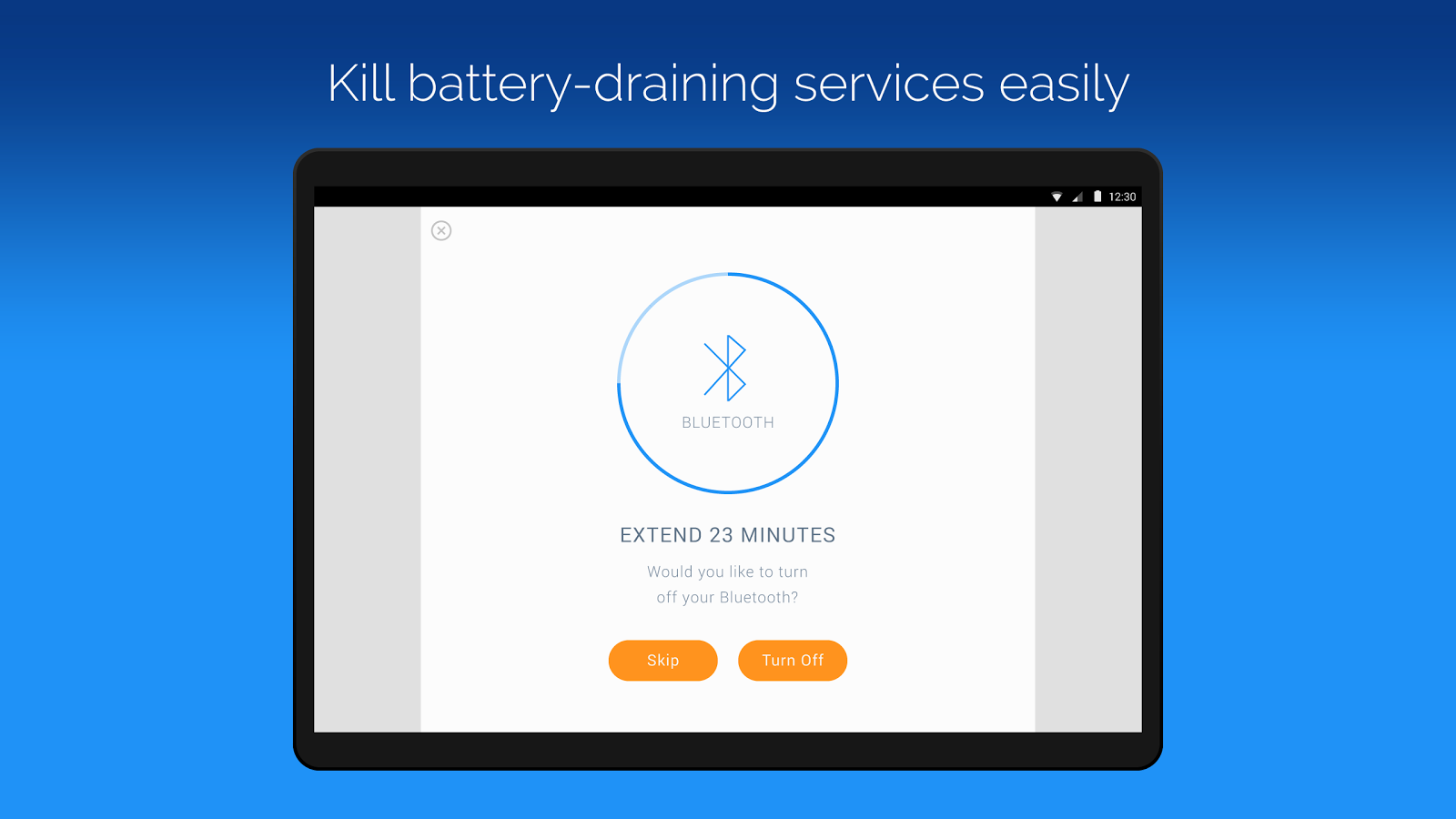 how to re sync aria battery change