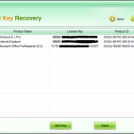 SmartKey Product Key Recovery review: one-click tool to find and backup software keys