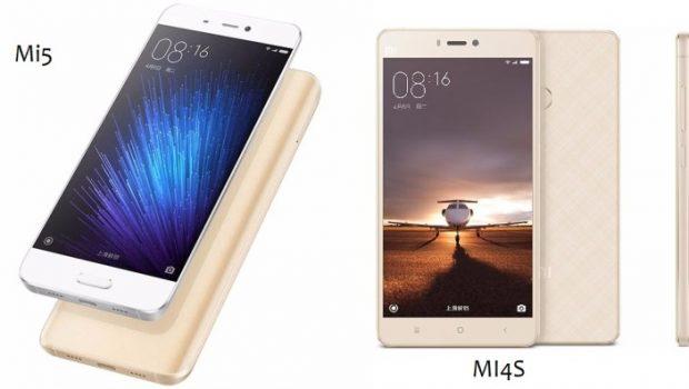 Xiaomi-Mi5-Vs-Xiaomi-Mi4s