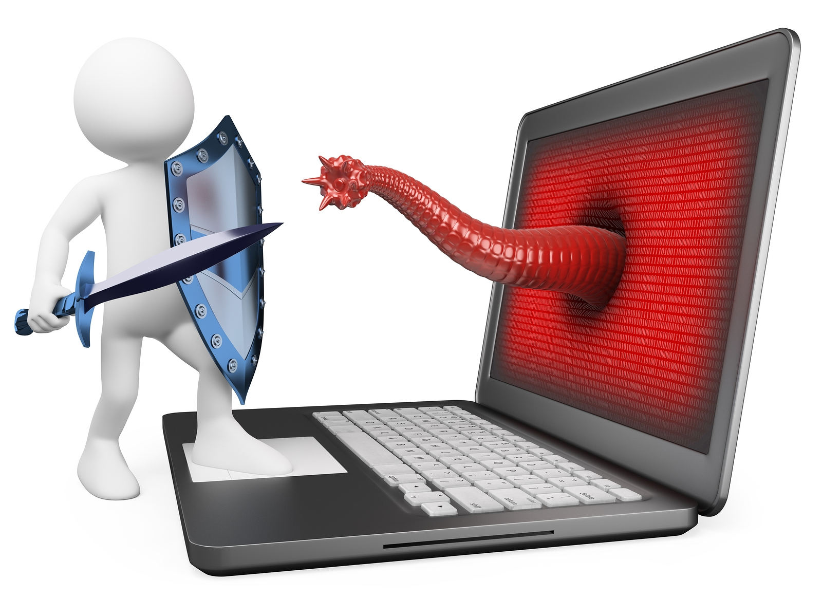 You May Need More Help Than Your Antivirus Software Can Give