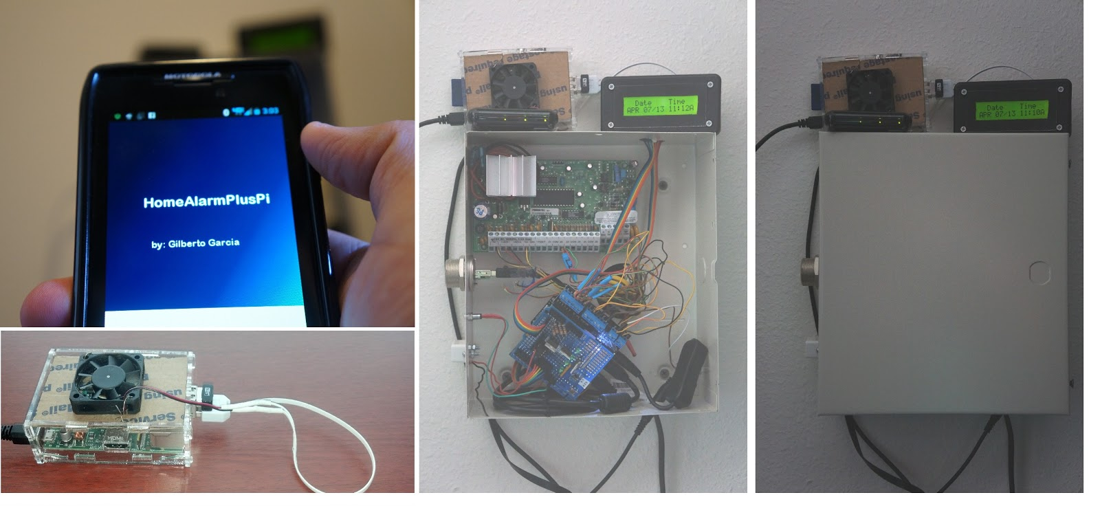 Smart Home Security With Raspberry Pi Techno Faq Wiring Solutions