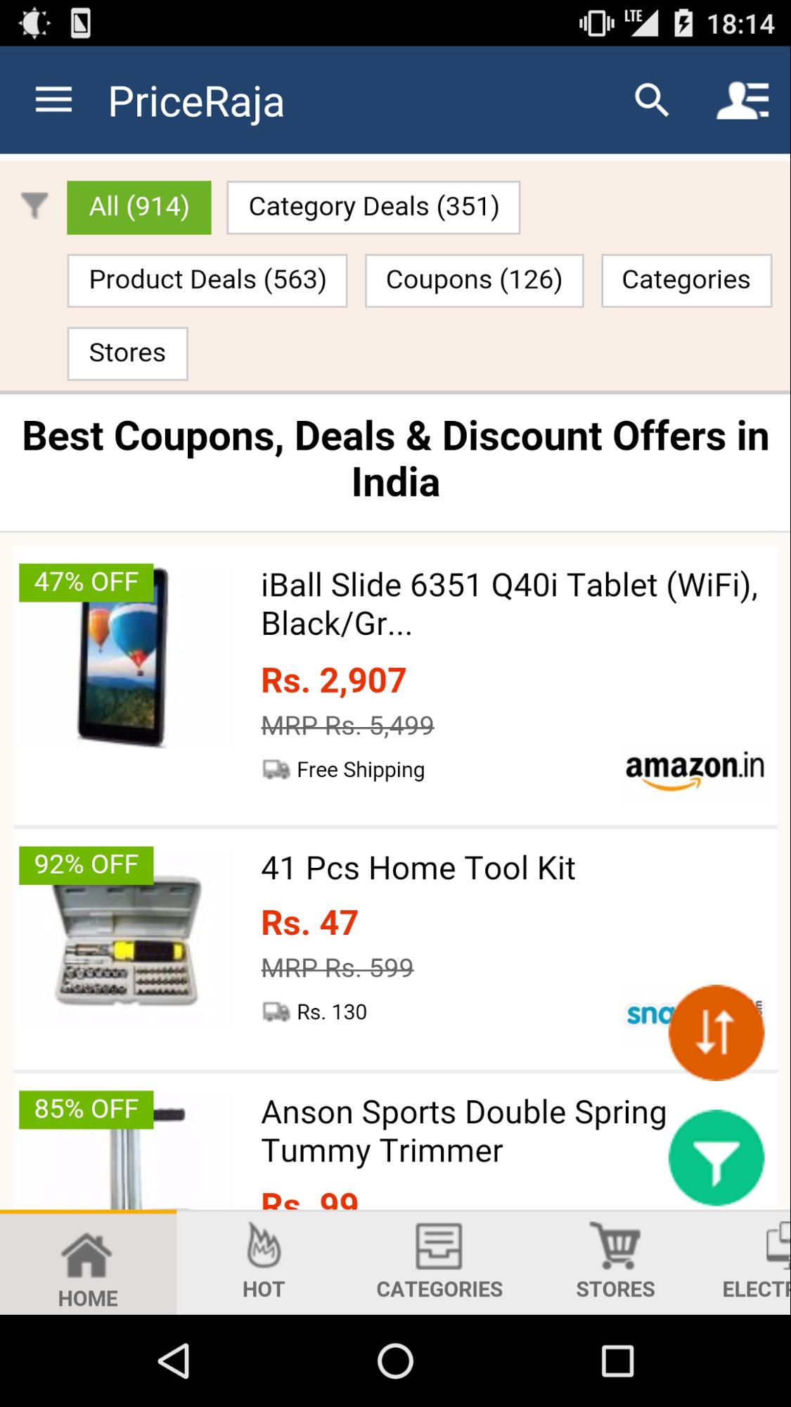 Price Comparison App >> Top 5 Price Comparison Apps In India Techno Faq