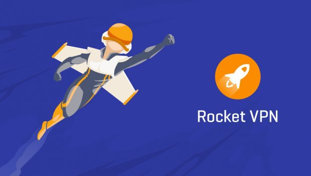 Rocket VPN – simple, private access to the free Internet in