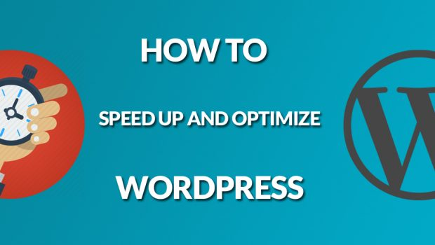 How To Speed Up and Optimize WordPress - Techno FAQ