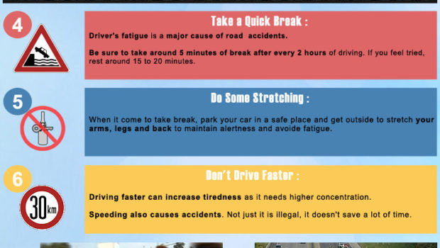Long Drive Tips For Car