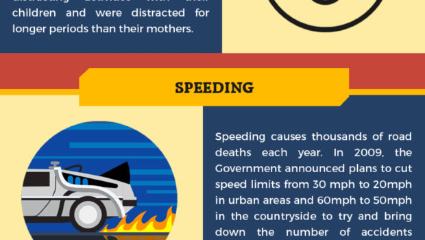 Top 10 Reasons Why Drivers Crash Their Cars