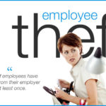Measures To Be Taken Against Employee Theft